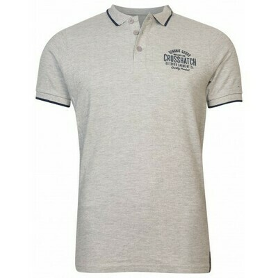 Polo shirt Seton grijs