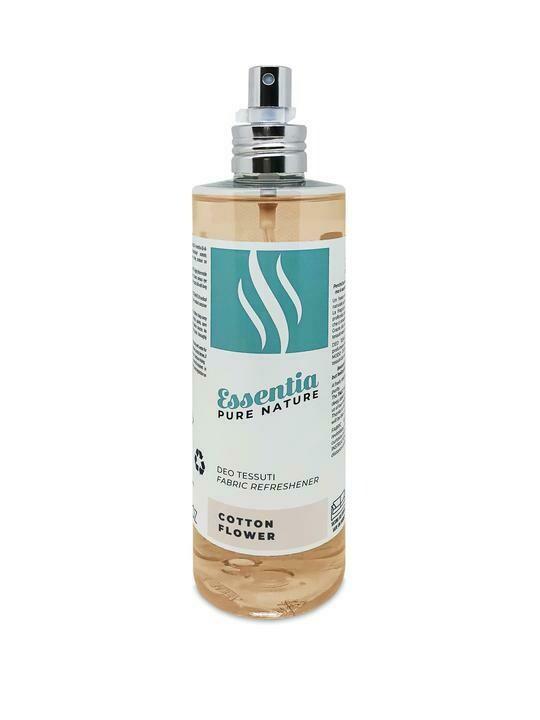 Homespray/textielverfrisser Katoenbloem