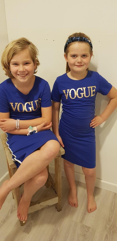 Jurk Vogue