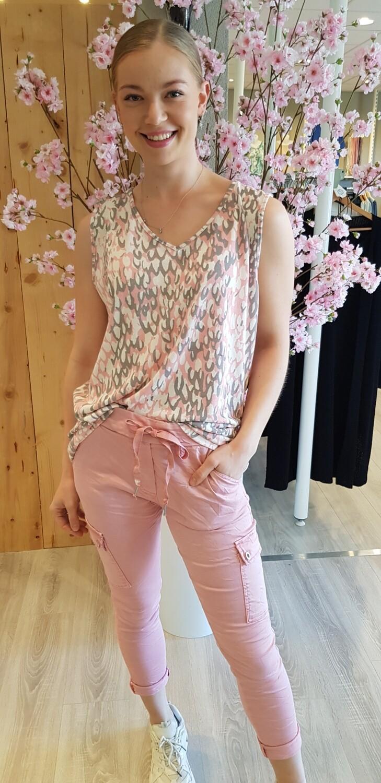 Hemd Anna roze