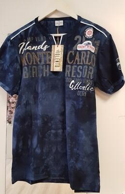 Violento Tshirt Monte Carlo 3543