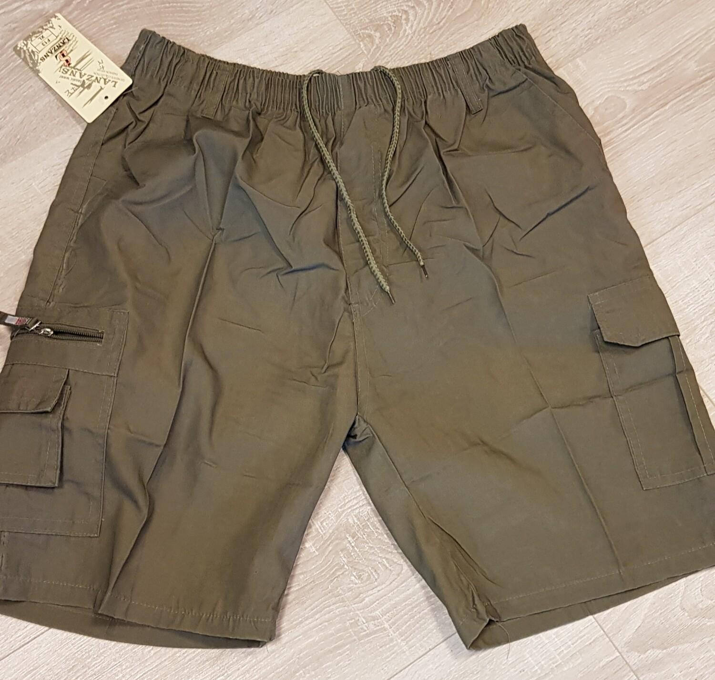 Short Lanzans groen
