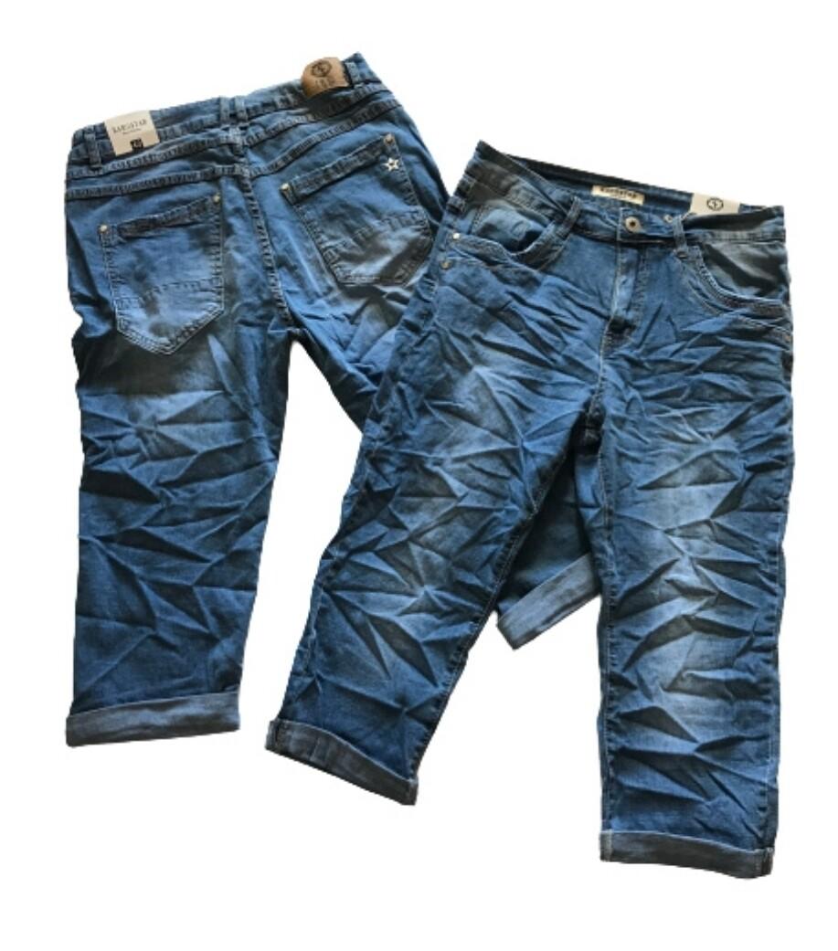 Karostar capri jeans