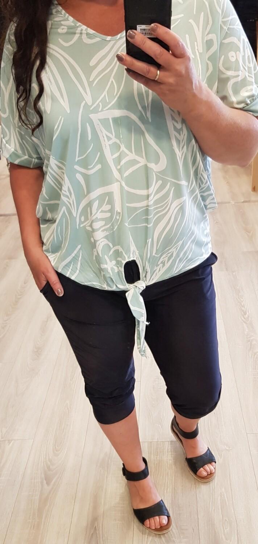 Shirt Sketch Mint