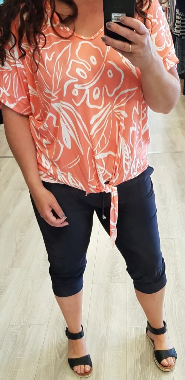 Shirt Sketch koraal