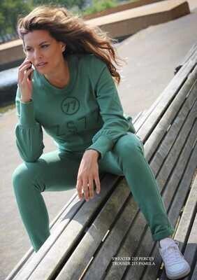 Sweater Green Percey