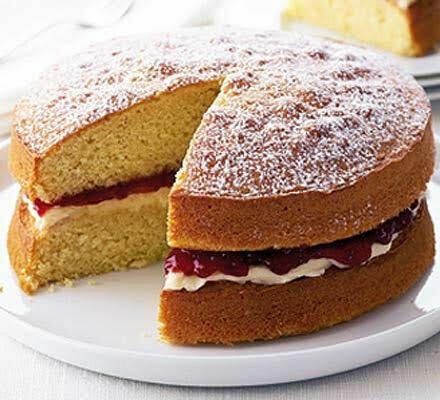 Victoria Sandwich Cake Mix