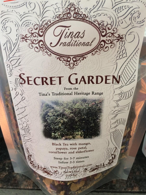 Tina's Secret Garden