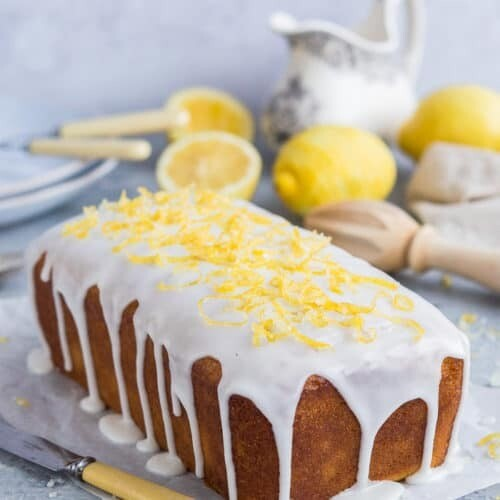 Lemon Drizzle Cake Mix