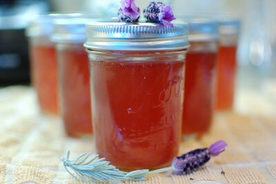 Lavender Jelly - 4 oz. Jar