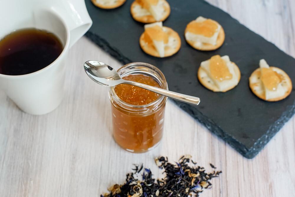 London Fog Tea Jelly - 4 oz. Jar