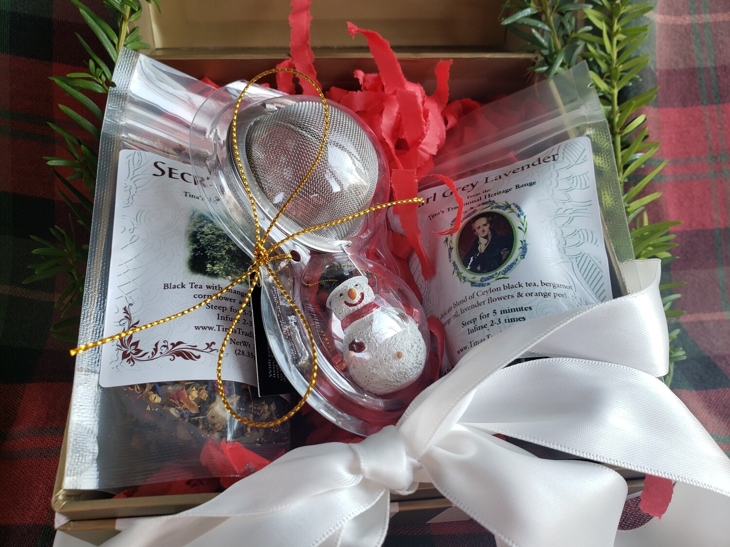 Holiday Tea Starter Kit