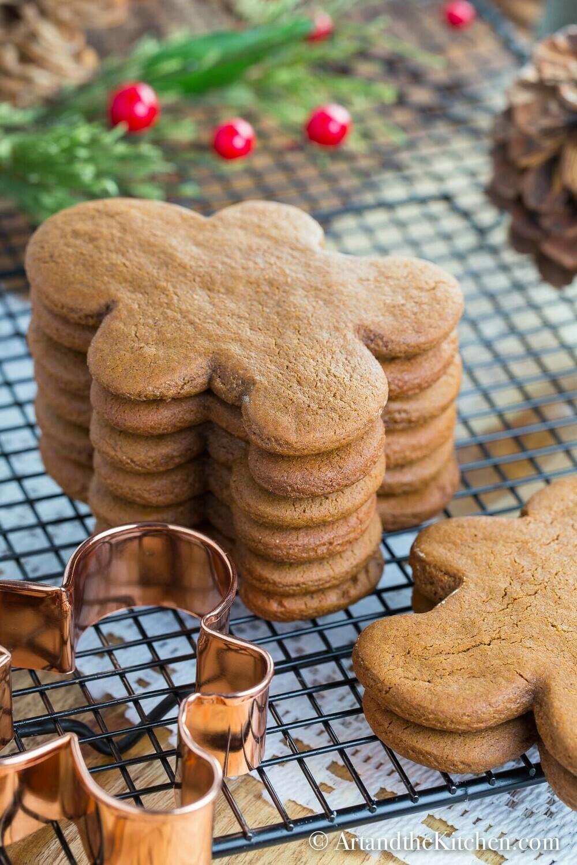 Ashbourne Gingerbread Baking Mix