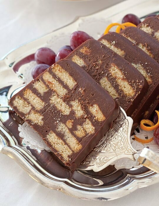 Chocolate Biscuit Cake Mix