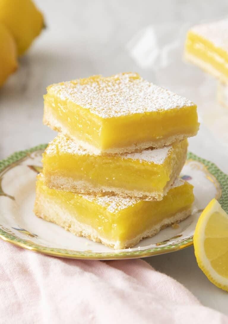 Lemon Slices Baking Mix