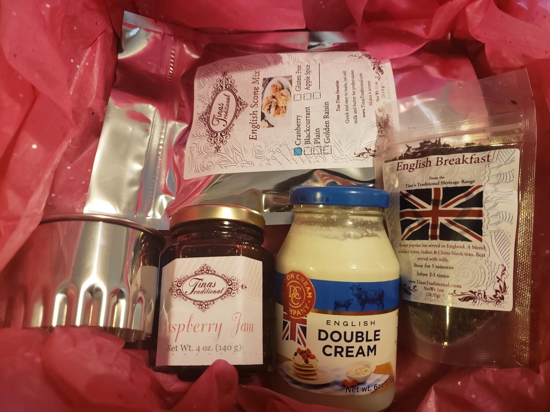 Let's Get Sconed!™ Baking Kit - Devon Edition