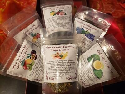 Tina's Green Tea Sampler