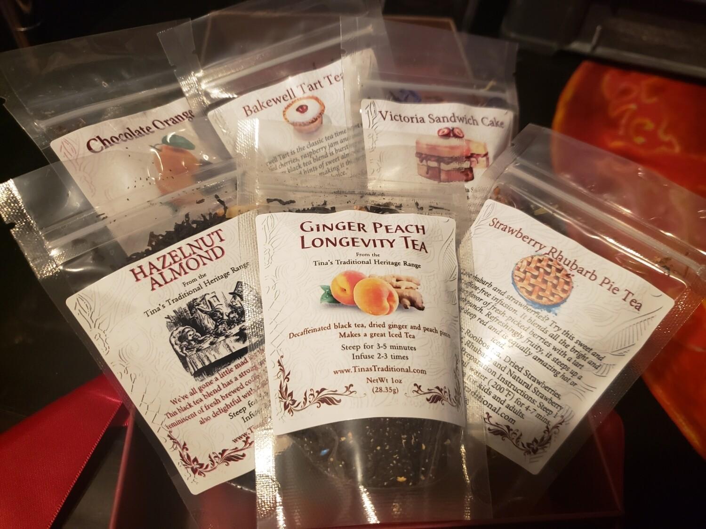 Tina's Dessert Tea Sampler