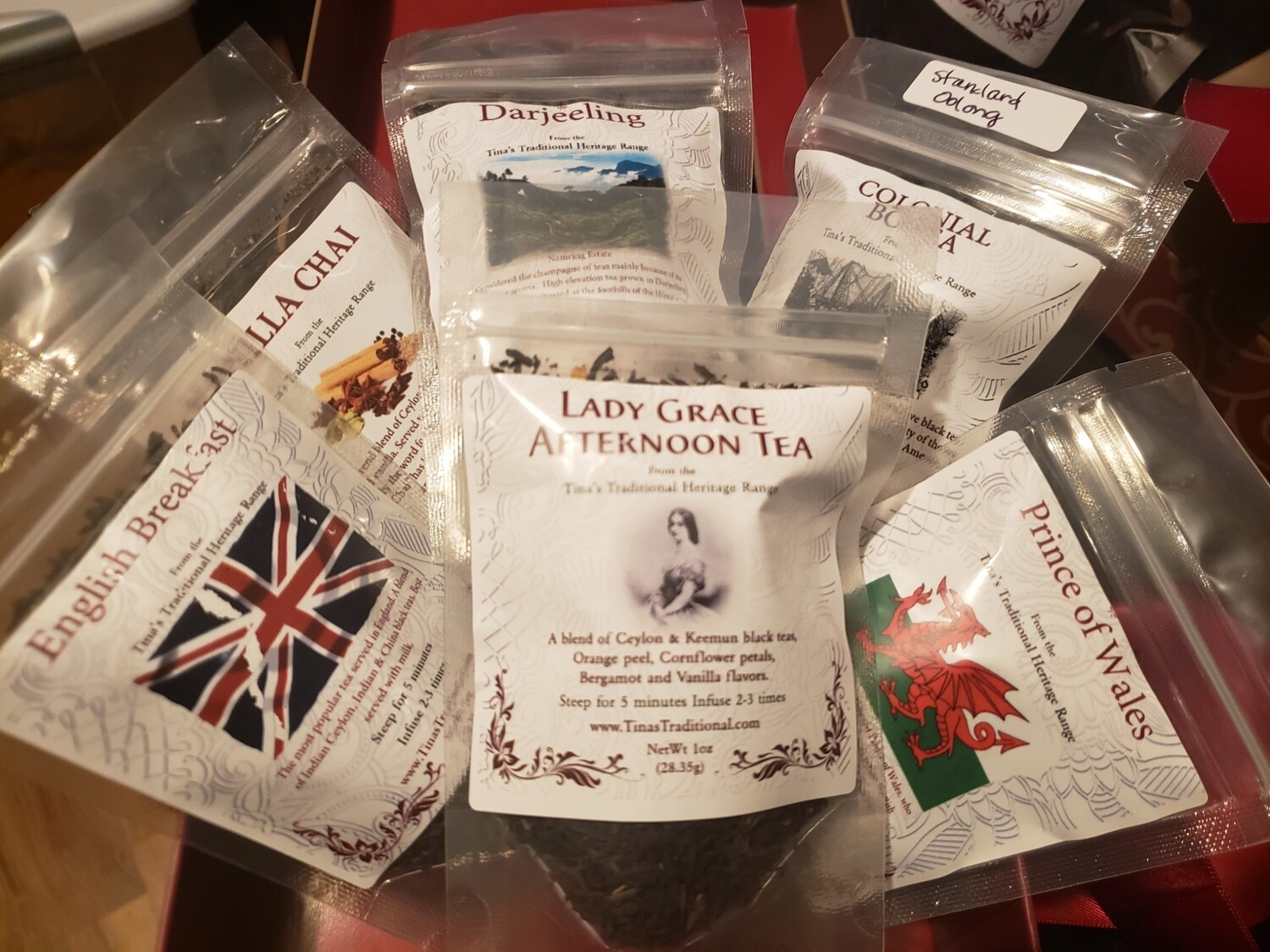 Tina's Black Tea Sampler