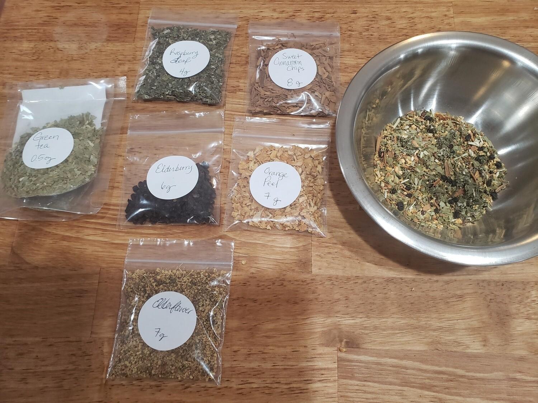 Let Get Blended!™ - Green Tea