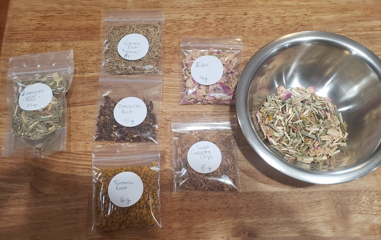 Let Get Blended!™ - Herbal Tea