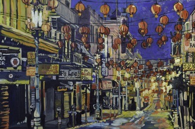China Town 2, 36x24