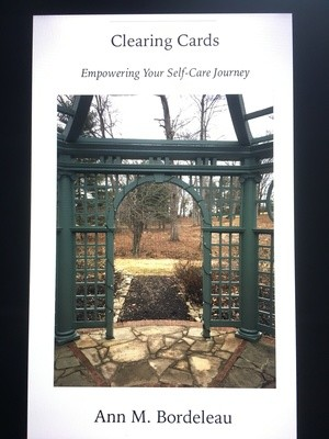 Clearing Cards Self-Empowerment Deck