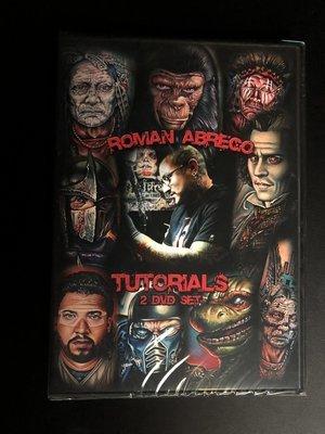 Roman Abrego Tutorial DVD
