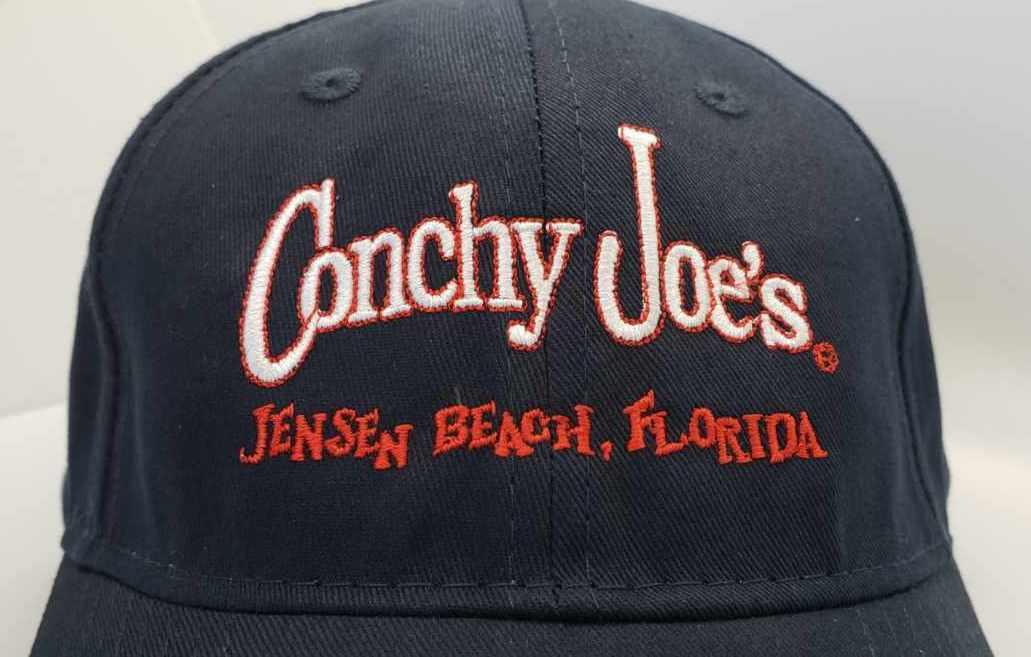 Cj's Black Adjustable Baseball Cap