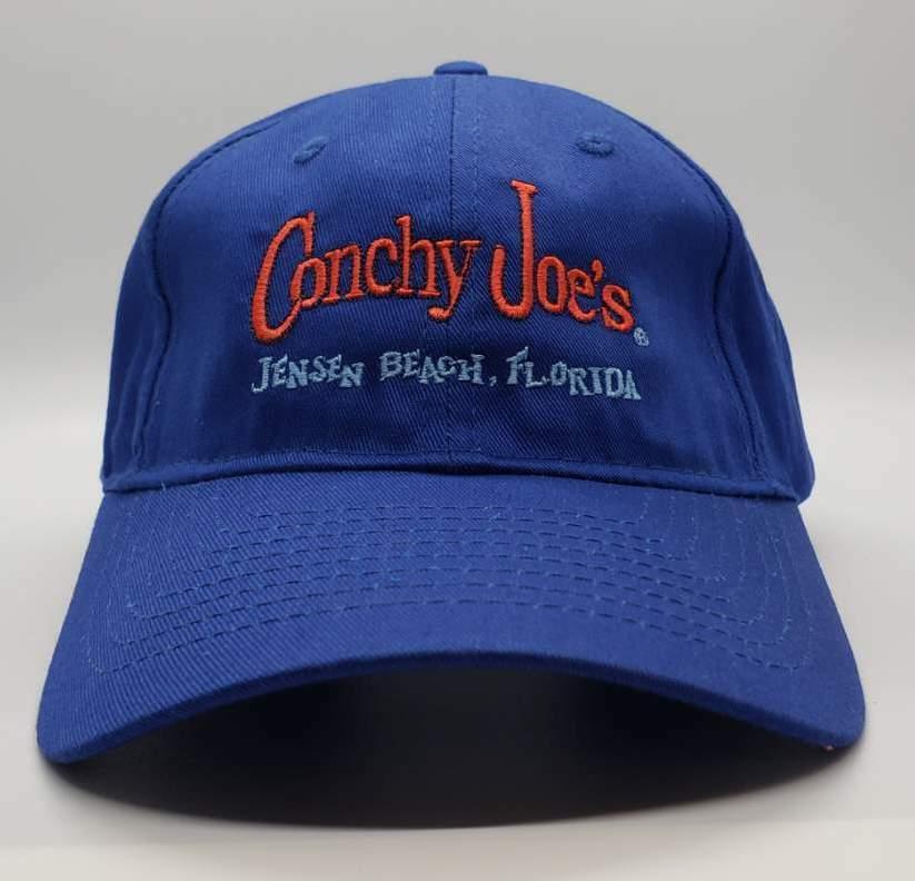 Cj's Royal Blue Adjustable Baseball Cap