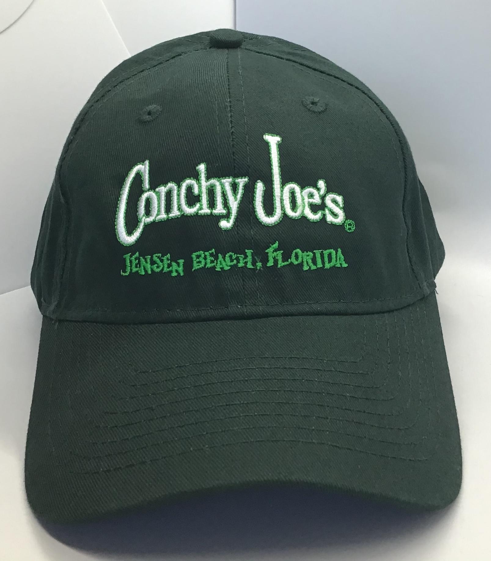 CJ's Hunter Green Adjustable Baseball Cap