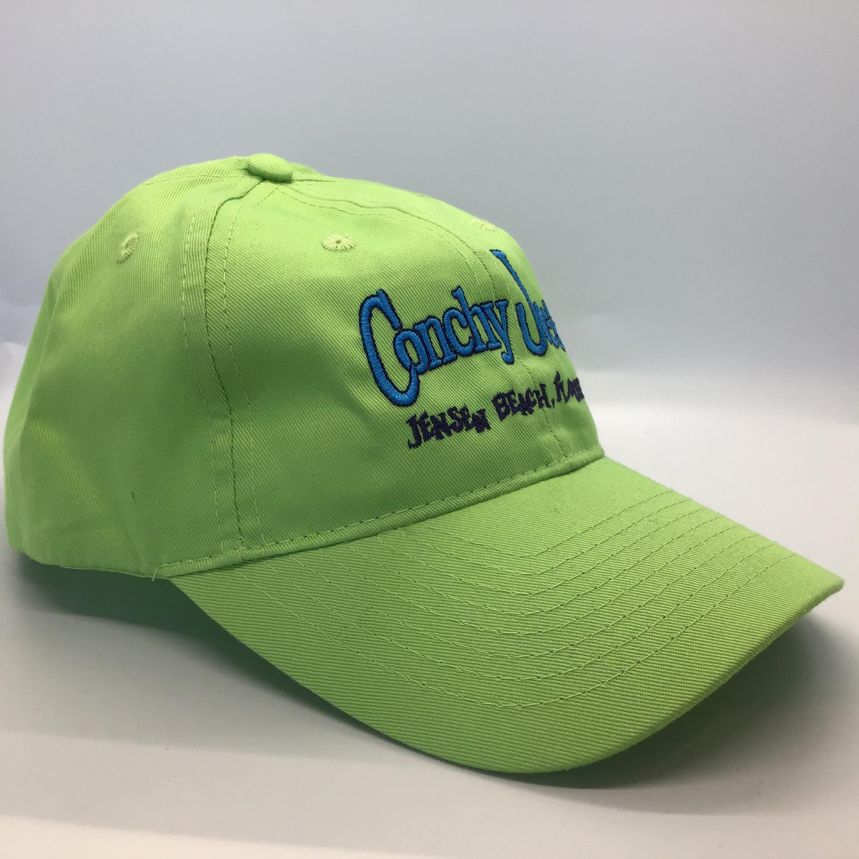 Cj's Mint Adjustable Baseball Hat CJ-Mint-Hat