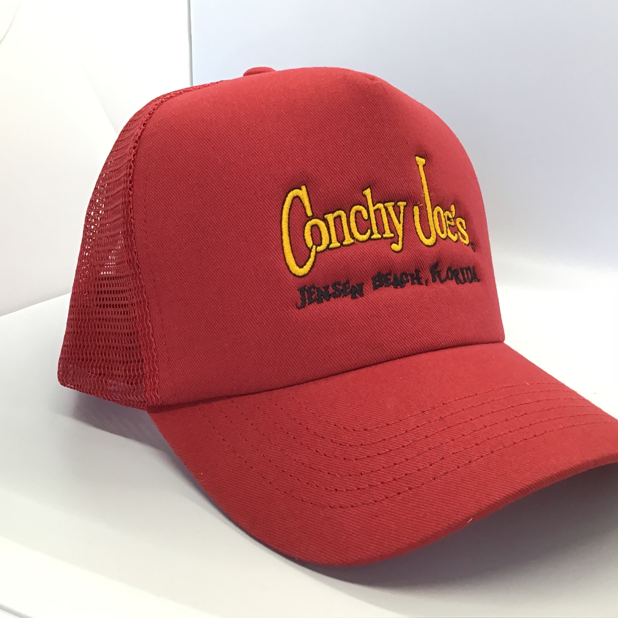 CJ's Adjustable Trucker Hat