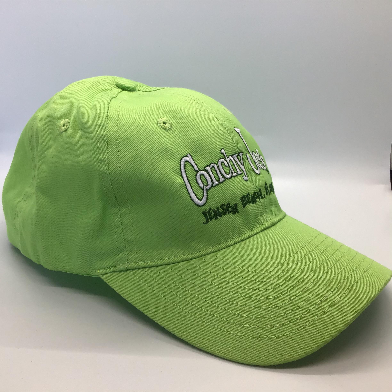 Cj's Mint Adjustable Baseball Hat