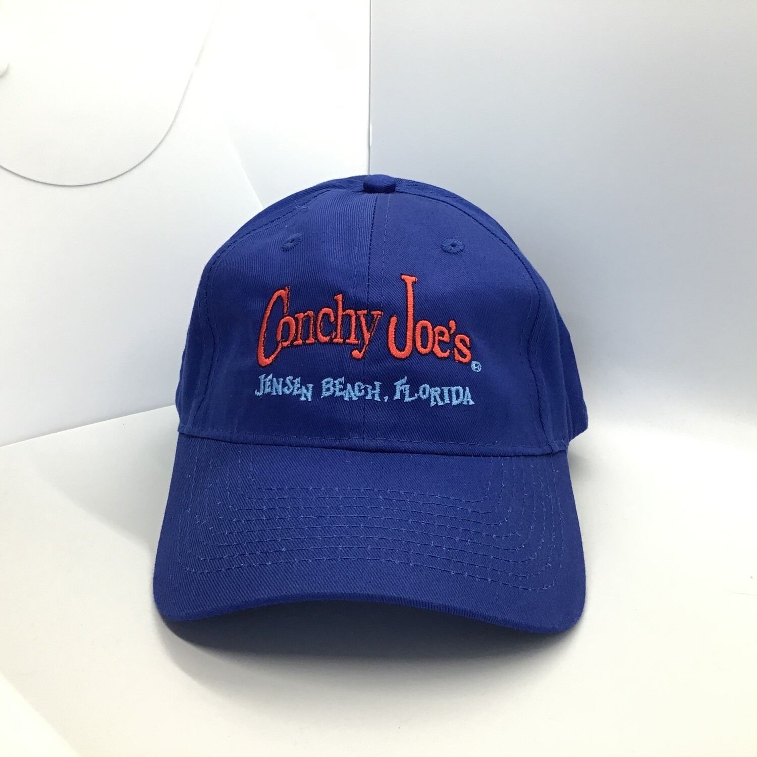 Cj's Royal Blue Adjustable Baseball Cap