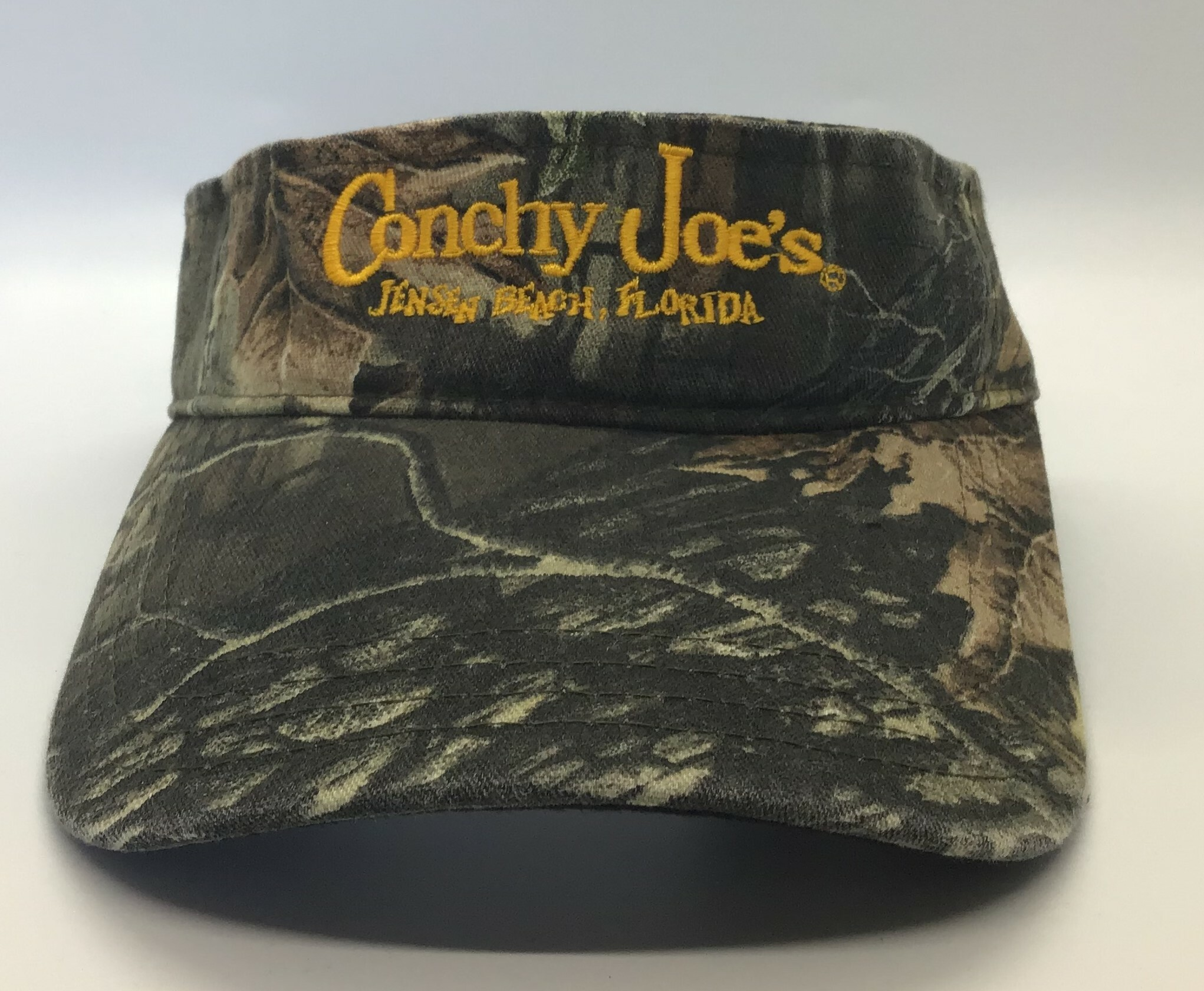 CJ's Adjustable Camo Visor CJ-Camo-Visor