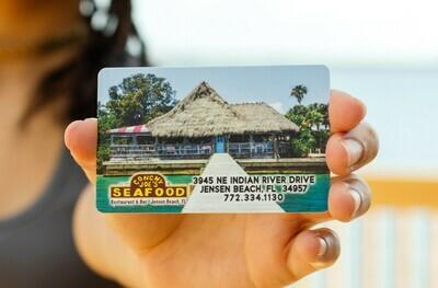 Gift Card (Choose Denomination $10-$500)