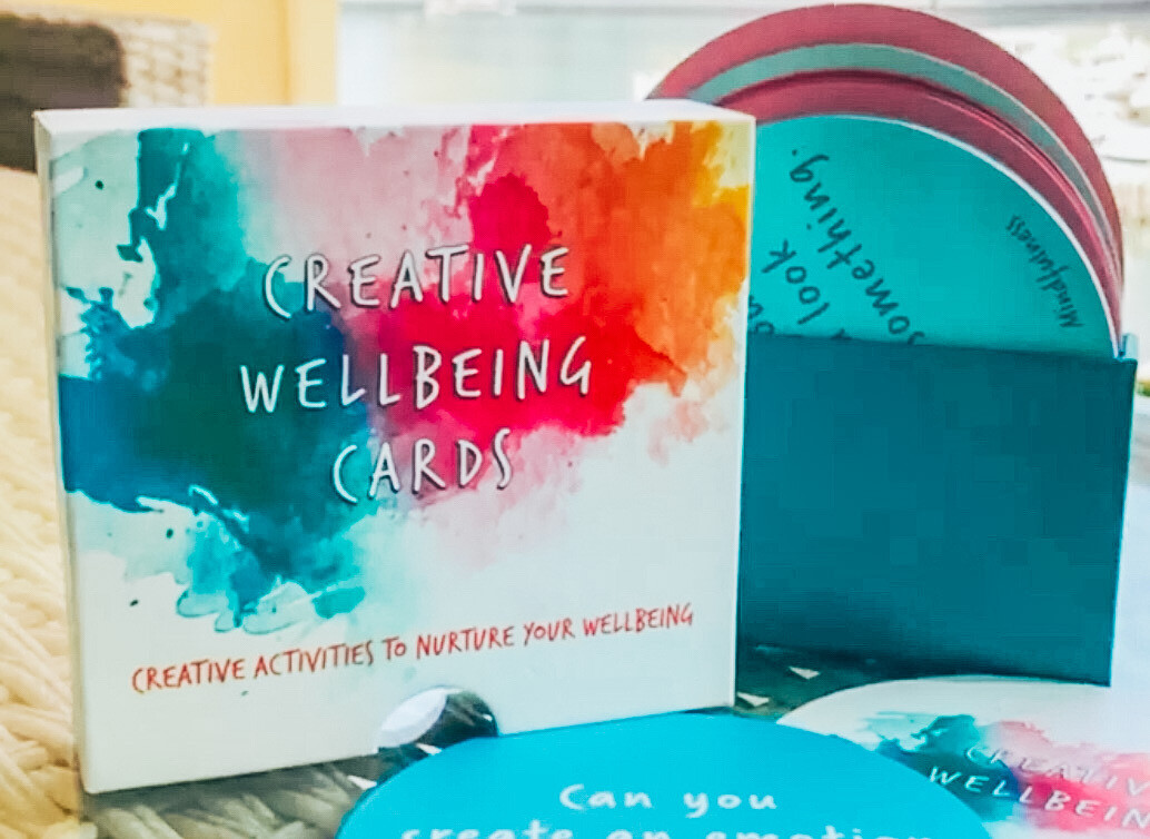 Creative Wellbeing Cards