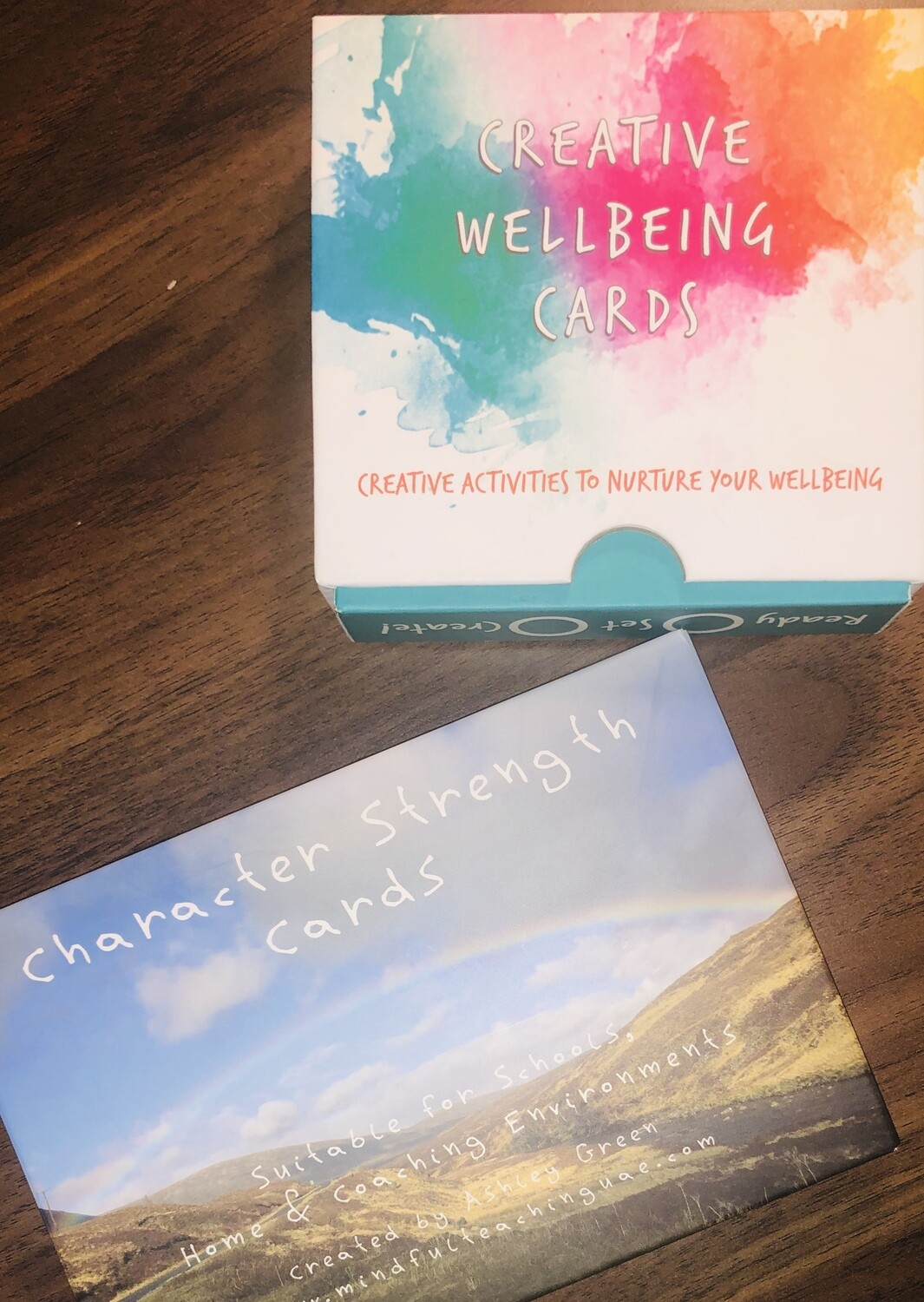 Strengths and Creative Wellbeing Bundle