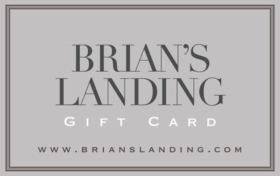 Brian's Landing Gift Card