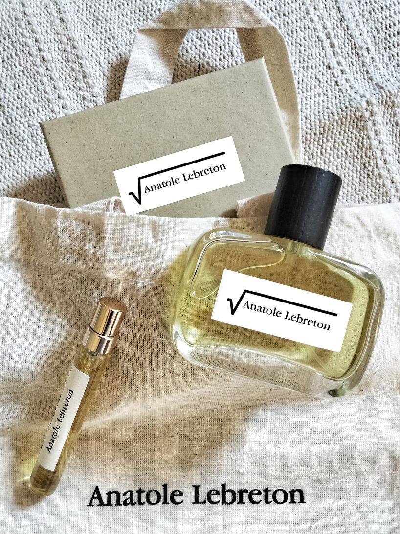 Upcoming New Fragrance/ Nouveau parfum