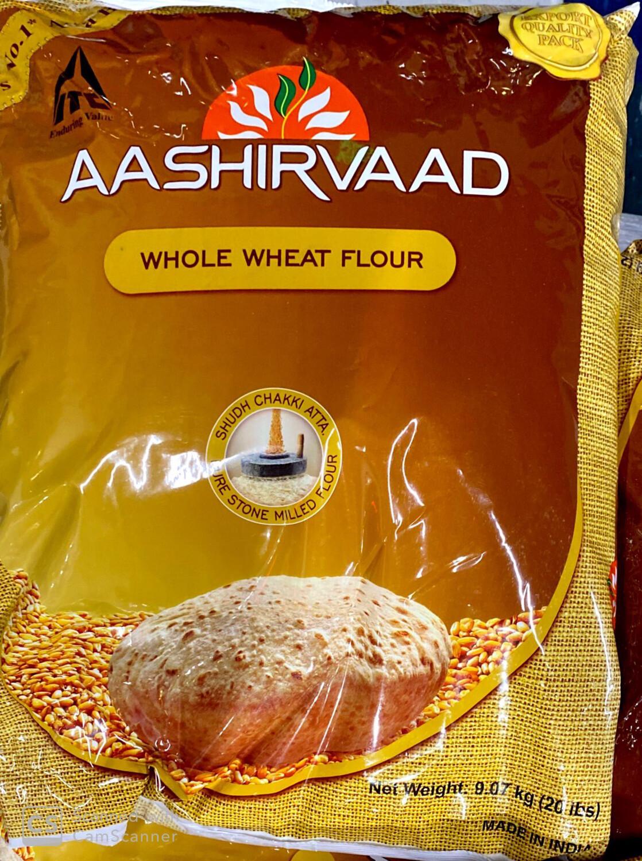 Aashirwad Atta M 20 LB