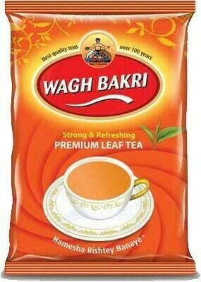 WAGH BAKRI TEA LOOSE 1 LB