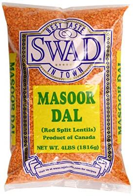 SW Masoor Dal 4lb