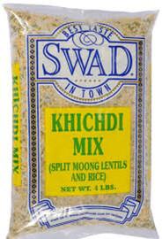 SWAD KHICHDI MIX 4 LB