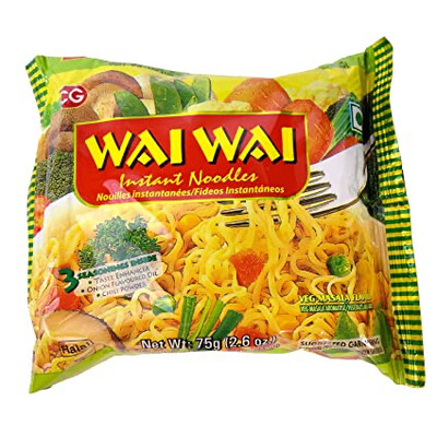 Wai Wai Chicken Noodles