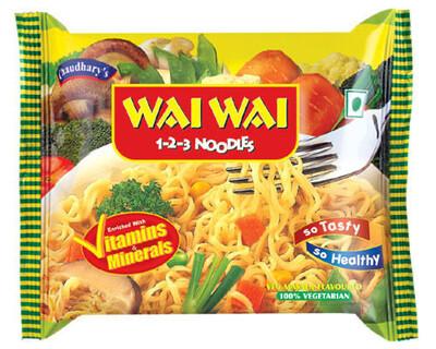Wai Wai Veg Noodles