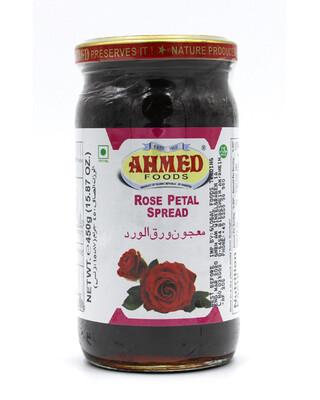 Ahmed Rose Petal Spread 400g