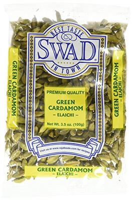 SWAD GREEN CARDAMOM 3.5 OZ