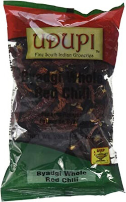 SWAD BYADGI WHOLE CHILLI 7 OZ